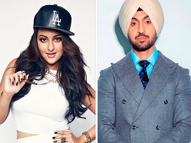 Boom Boom In New York: Sonakshi Sinha, Diljit Dosanjh starrer to release on 23 February; will clash with Hichki, Parmanu