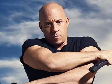 Vin Diesel in talks to play superhero Bloodshot in screen adaptation of Valiant comic book