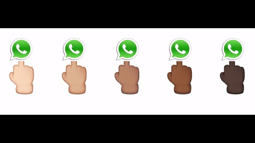 Will WhatsApp have to comply with the notice to discontinue its middle finger emoji?