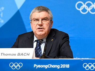 IOC president Thomas Bach says Africa could host Olympics as early as 2032