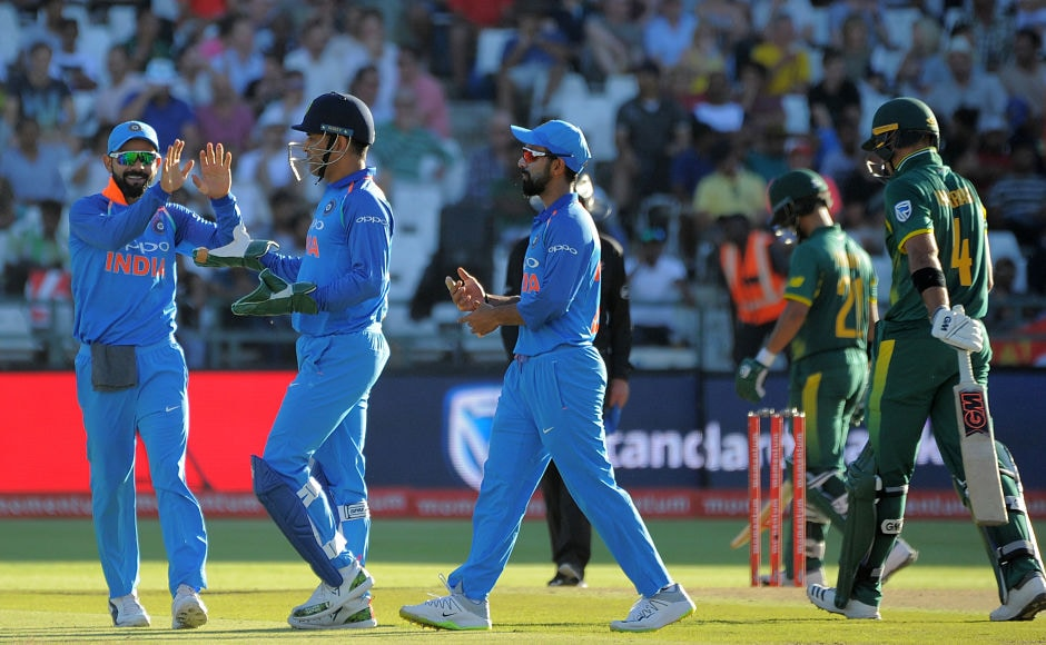 South Africa beat India in Johannesburg, stay alive in series