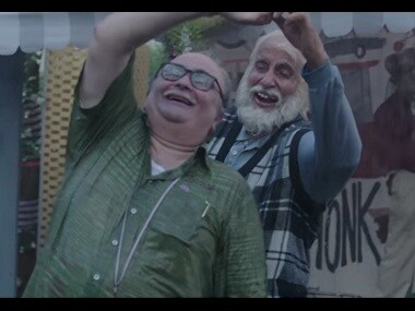 102 Not Out teaser: Amitabh Bachchan, Rishi Kapoor seen together on-screen after 27 years
