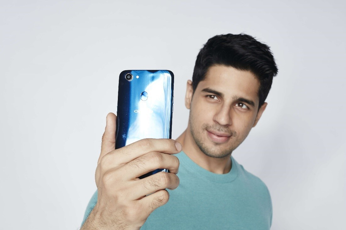 We can't wait to get our hands on the OPPO F5 Sidharth Limited Edition Smartphone