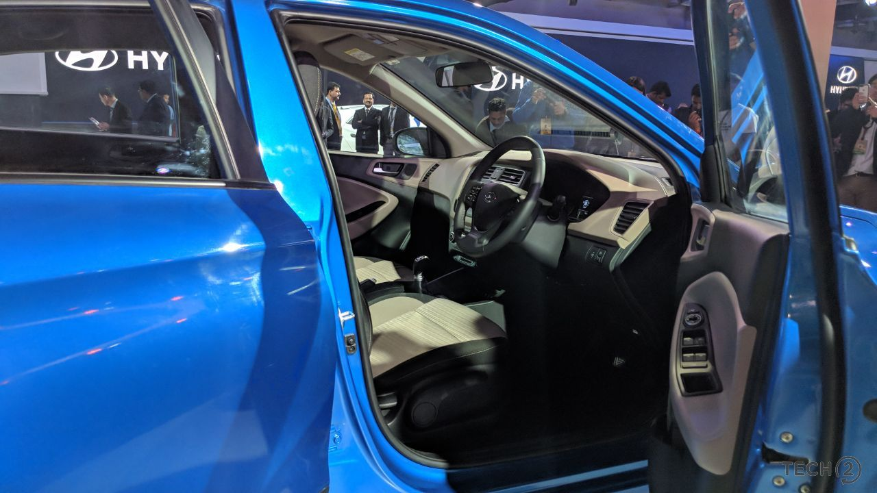 2018 Hyundai Elite i20 at the Auto Expo 2018