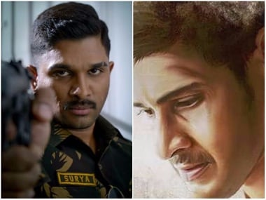 Naa Peru Surya and Bharat Ane Nenu to release on 27 April, will clash with Rajinikanth-starrer Kaala
