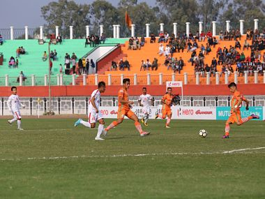 I-League 2017-18: Neroca FC's title hopes suffer setback after goalless draw to Aizawl FC