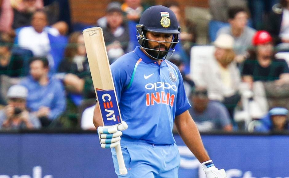 Sharma ton helps India secure ODI series victory