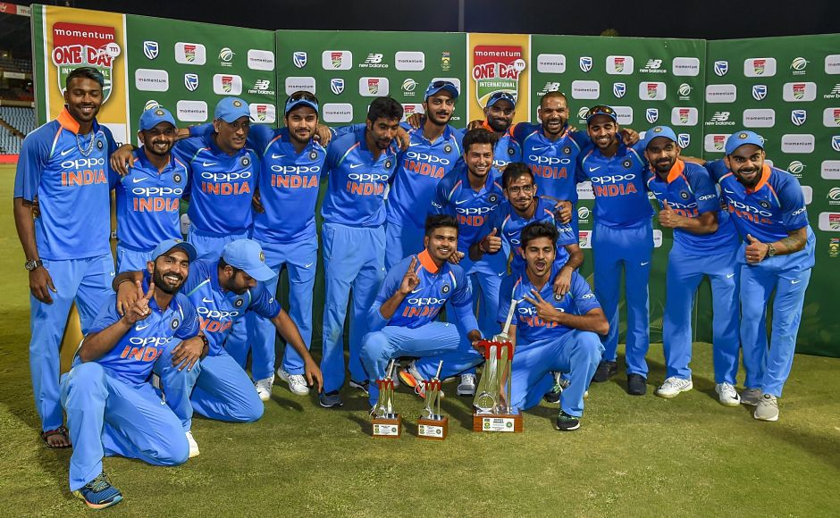 Virat Kohli's masterclass leads India to a resounding 5-1 series victory in South Africa