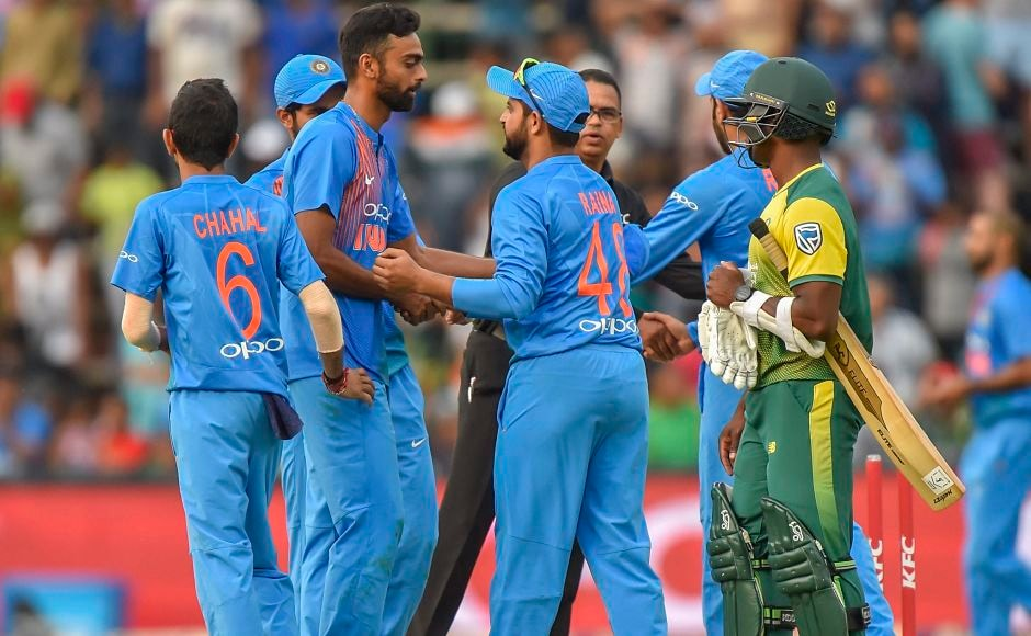 Bhuvneshwar Kumar leads charge with 5-wicket haul as India take 1-0 lead in T20I series