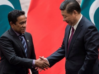 China advocates non-intervention in Maldives political crisis, but call likely motivated by 'strategic interests'