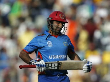 Highlights Afghanistan vs Zimbabwe, 1st ODI at Sharjah Cricket Score and updates: Afghans win by 154 runs