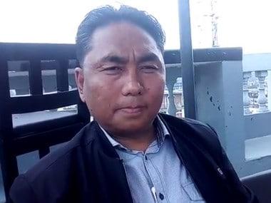 File image of Alezo Venuh. Firstpost/Kangkan Acharya