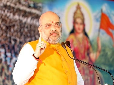 File image of BJP president Amit Shah. Twitter @AmitShah