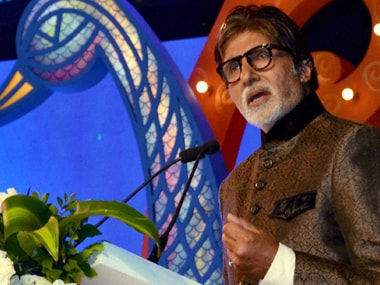 Amitabh Bachchan starts following Congress' official Twitter handle, triggers political speculation on social media