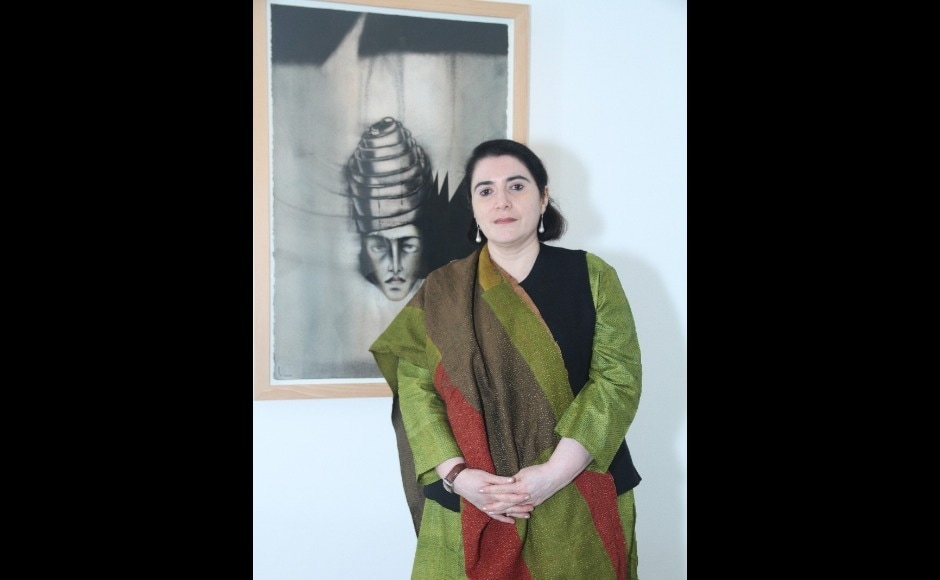 Few contemporary artists in India have the kind of reputation that Anju Dodiya does. Fewer still, are as reclusive and self-aware.