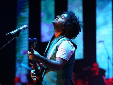 Arijit Singh on his unrivalled rise in Bollywood: 'I don't have a monopoly over music'
