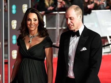 BAFTA 2018: Kate Middleton breaks Time's Up dress code; wears dark green instead of black at awards show