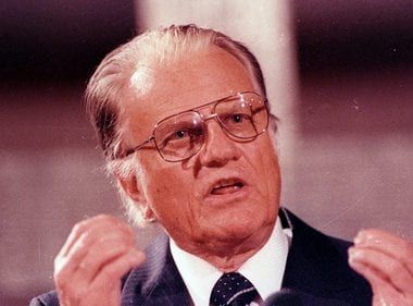 Billy Graham dies at 99: Counsellor to US presidents, most widely heard Christian evangelist transformed American life