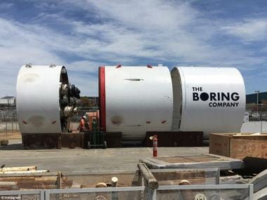 Elon Musk's 'The Boring Company' gets permission to start digging in Washington DC
