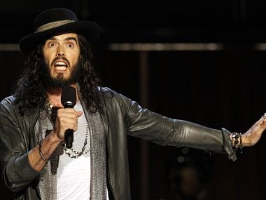 British comedian Russell Brand to star as hitman in indie comedy caper Butterfingers