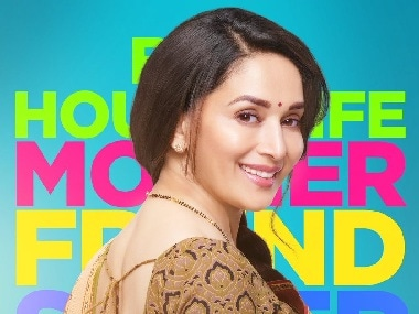Madhuri Dixit to be seen riding a bike in her upcoming Marathi slice-of-life film Bucket List