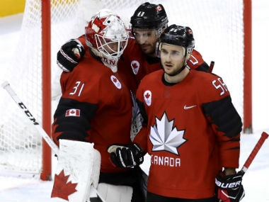 Winter Olympics 2018: Defending champions Canada enter last 8 of men's ice hockey alongside unbeaten Sweden, Czech Republic