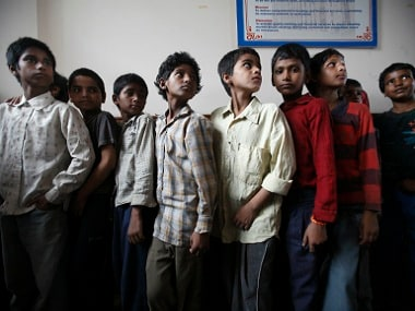One in four children in India's cities are malnourished, but poverty is not the only cause
