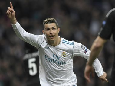 Champions League: Cristiano Ronaldo puts Real Madrid in control against PSG; Sadio Mane fires hat-trick in Liverpool romp