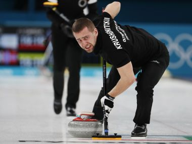 Winter Olympics 2018: Russian curling medallist Alexander Krushelnitsky tests positive for meldonium, says CAS