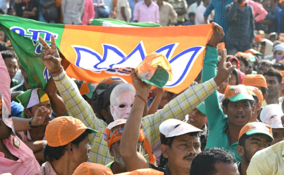 This was Modi's second visit to the state. On 8 February, he had addressed a rally in Sonamura. Tripura will go to the polls on 18 February, and the results will be announced on 3 March. Team 101Reporters/Abhisek Saha