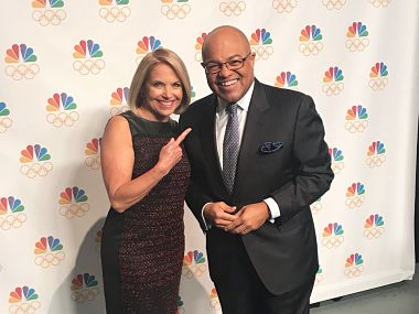 Winter Olympics 2018: US journalist Katie Couric apologises for gaffe after being mocked on social media