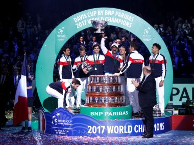 Davis Cup set to undergo radical revamp as ITF announces plans for 18-nation World Cup-style tournament