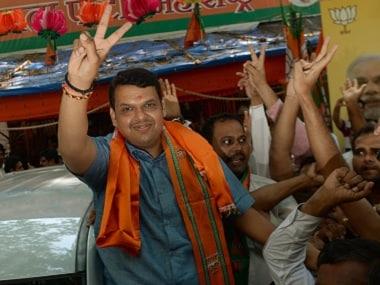 File image of Devendra Fadnavis. AFP