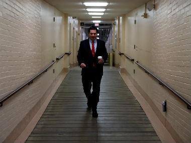 File image of Republican lawmaker Devin Nunes. Reuters