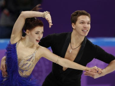 Winter Olympics 2018: Russian skater Ekaterina Bobrova says inspiring support in Pyeongchang made her 'feel like home'