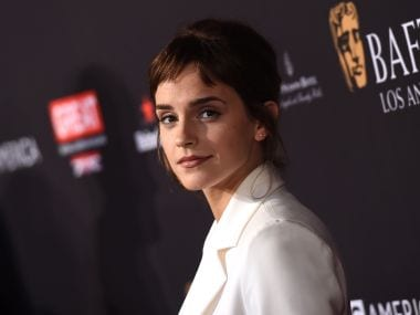 Emma Watson donates £1 million to women's justice fund to tackle sexual harassment ahead of BAFTA 2018