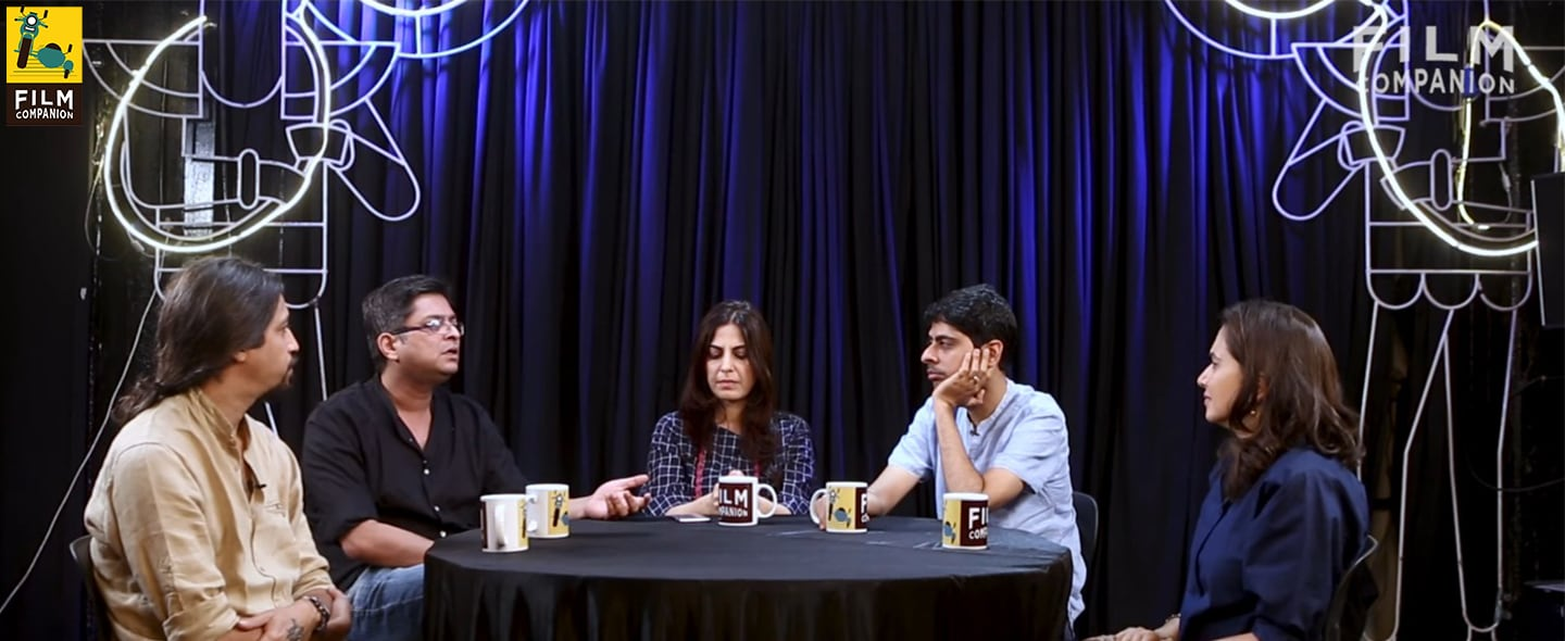 Varun Grover, Juhi Chaturvedi weigh in on the dearth of good scripts in Bollywood