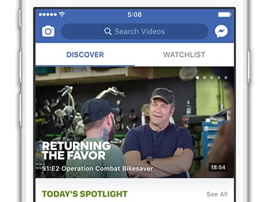 YouTube's loss might be Facebook's gain as it plans to encourage ad-supported videos on Facebook Watch