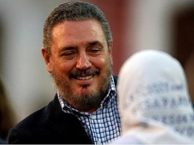 File image of Fidel Castro Diaz-Balart. Reuters
