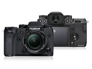 Fujifilm India launches the X-H1 camera with five-axis in-body stabilisation at Rs 1,49,999