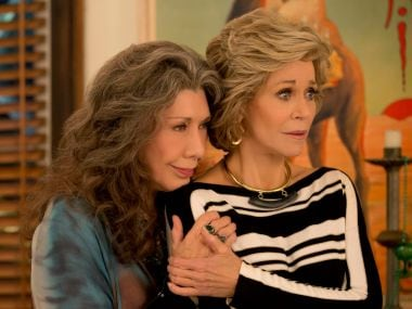 Grace and Frankie: Netflix renews comedy webseries starring Jane Fonda, Lily Tomlin for fifth season