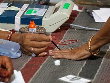 Tripura records 89.8 percent voter turnout in Assembly polls, says Election Commission