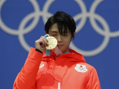 Winter Olympics 2018: Gold medallist Yuzuru Hanyu battles emotions while recounting horrors of 2011 Japan quake