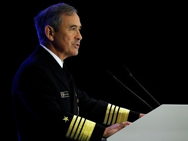 Admiral Harry Harris to be next US ambassador to Australia: Picking 'China hawk' sends clear message to Beijing
