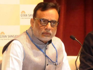Hasmukh Adhia alleys investors' fears, says LTCG tax not causing sell-off at markets; blames global slump