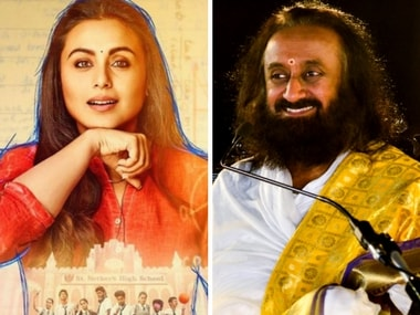 Hichki: As part of the film's promotions, Rani Mukerji to visit spiritual guru Ravi Shankar, discuss life's hitches