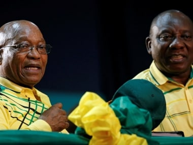 After Jacob Zuma's exit, Cyril Ramaphosa faces uphill task of putting South Africa back on road to prosperity, self-respect