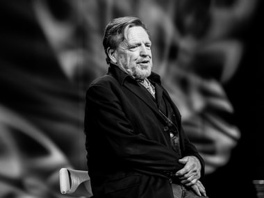 Electronic Frontier Foundation founder John Perry Barlow passes away
