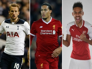 Haary Kane, Virgil van Dijk and Pierre-Emerick Aubameyang will be relied upon by their teams in the race for Champiosn League spots.