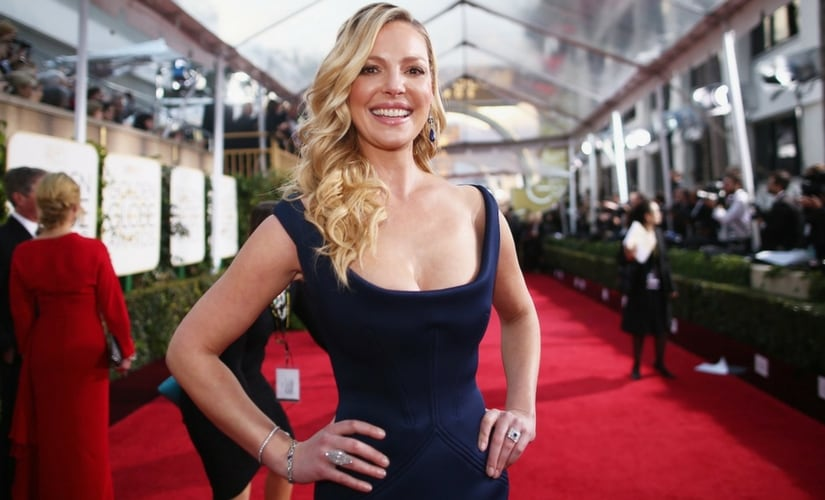 Katherine Heigl/Image from Twitter.